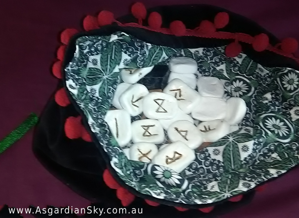 image of Norse Rune Readings